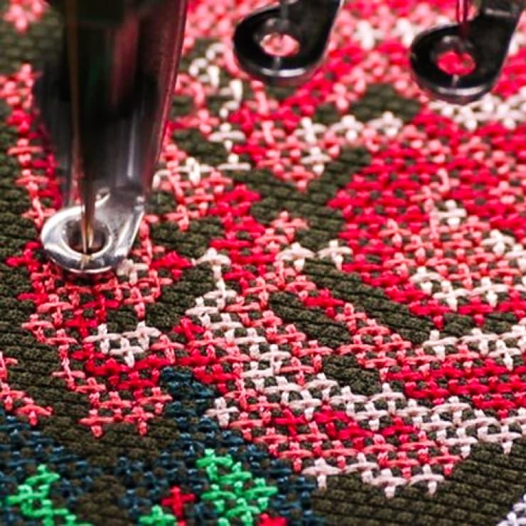 Профессиональная вышивка на заказ